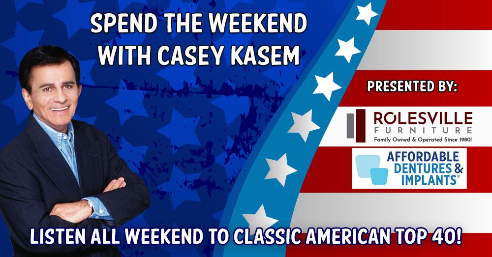 AT40 With Casey Kasem: 10/16 & 10/17