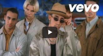 #TBT Video of the Week: Backstreet Boys – As Long As You Love Me