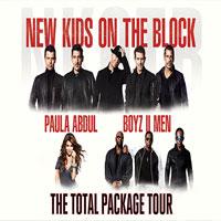 New Kids On the Block with Paula Abdul and Boyz II Men