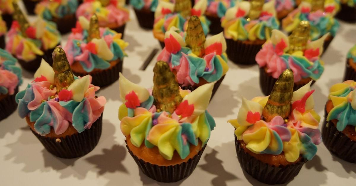 Pics: Pulse FM Cupcake Challenge