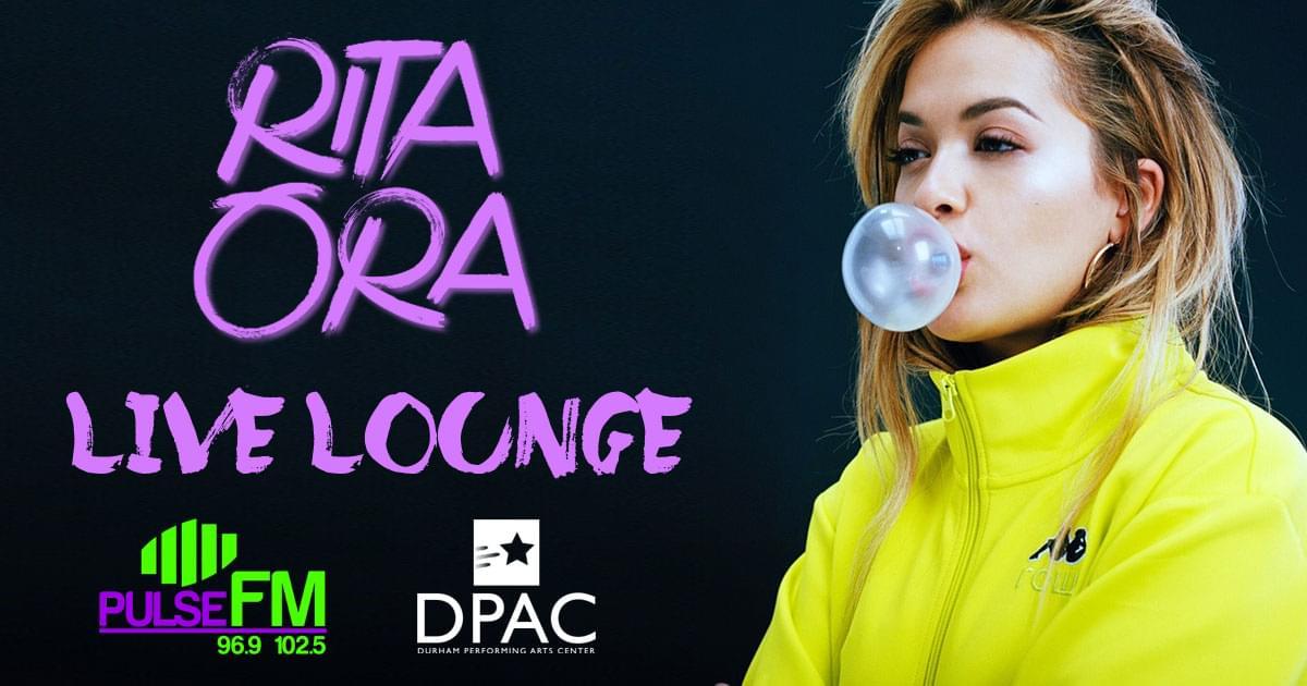 Rita Ora Listener Lounge