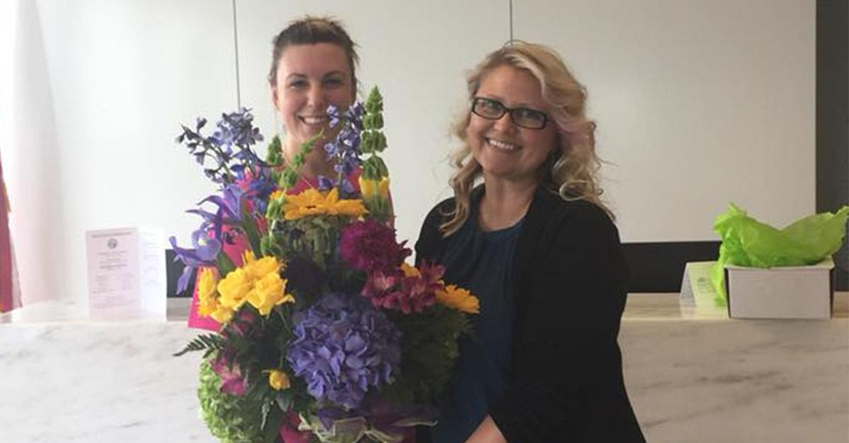 Flower Fridays Winners