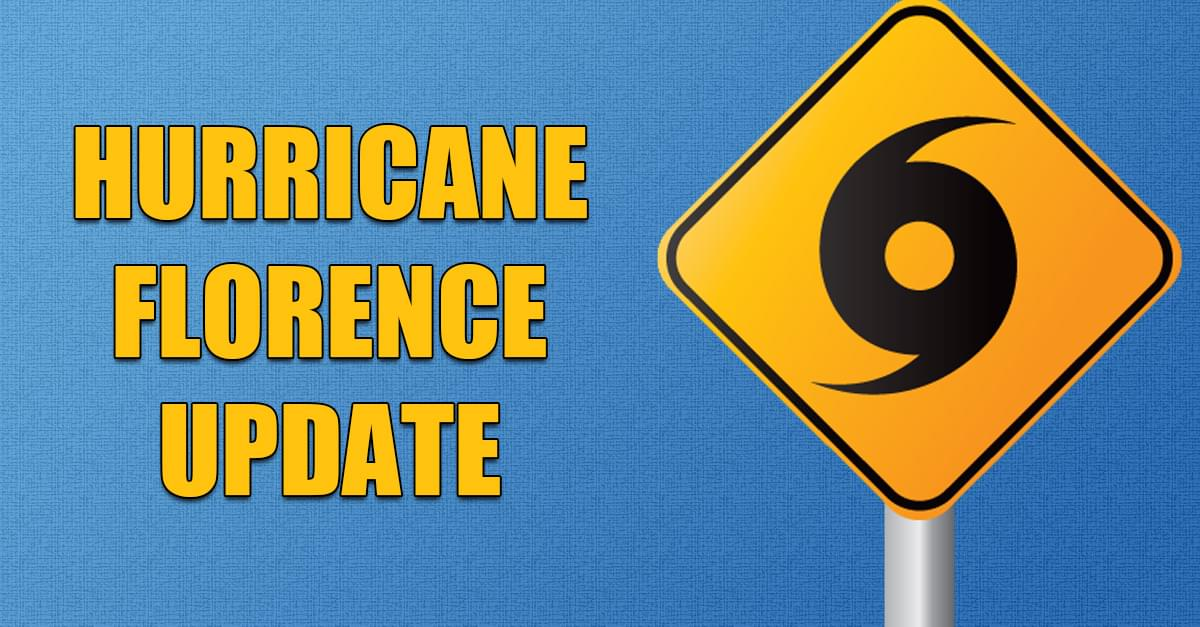Interview: AccuWeather Meteorologist Dan Kattlowski with an update on Florence