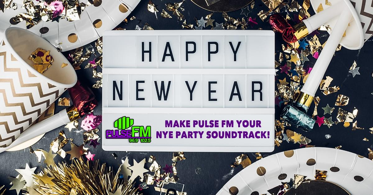 Celebrate New Year's Eve with Pulse FM