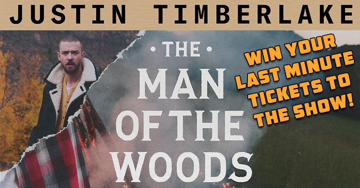 Win Justin Timberlake Tickets