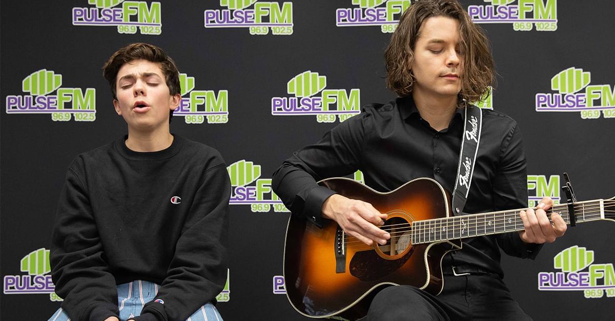 Pics: Austin Brown Live Lounge