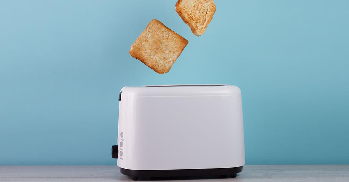 Study claims Toasters may give off more air pollution than a busy intersection