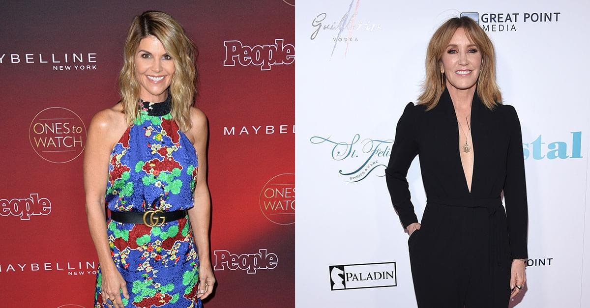 Lori Loughlin, Felicity Huffman among 40 charged in college cheating scam