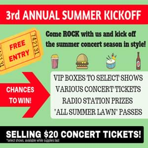 3rd Annual Live Nation Summer Kickoff Celebration