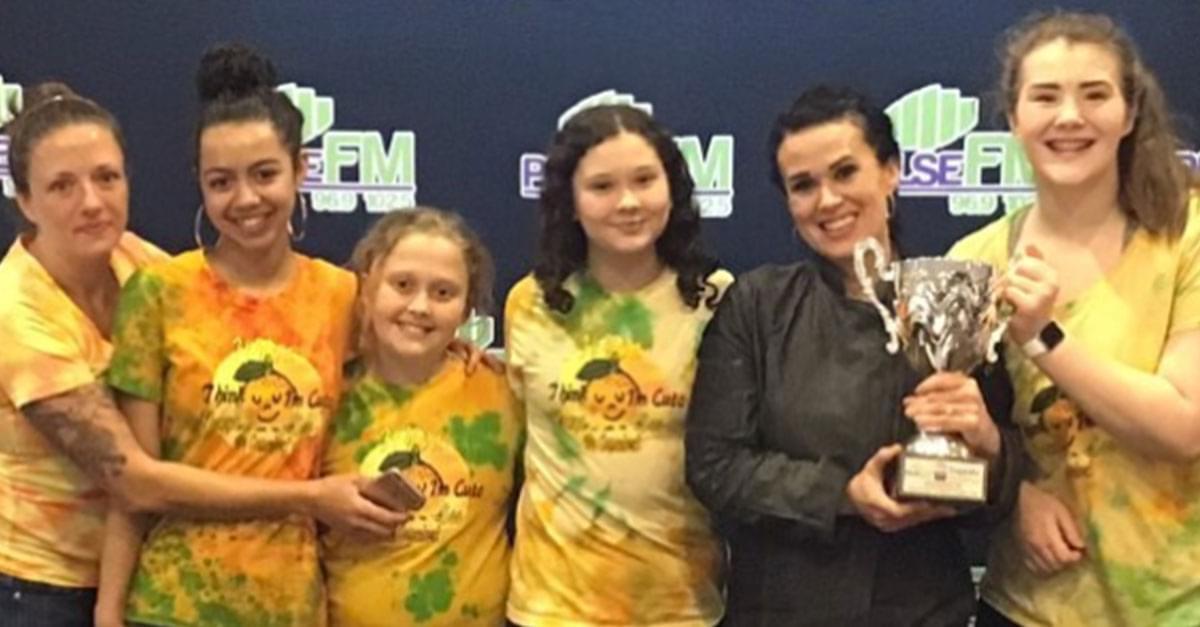 Pulse FM Cupcake Challenge Winners