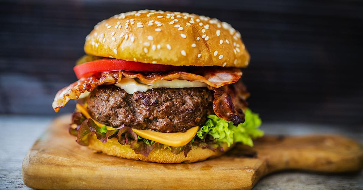 May is National Hamburger Month! Fun Facts about America's Favorite Food
