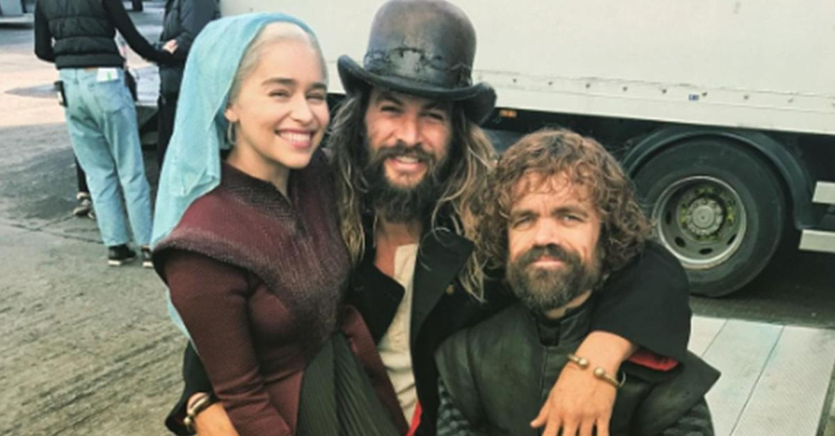 Emilia Clarke Responds to That Infamous Starbucks Cup