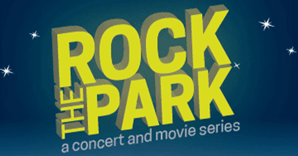 Join Rock the Park Concert and Movie Series in Durham!