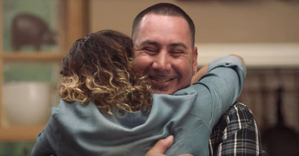 Watch: Sweet Video about 'The Fathers Who Stepped Up'