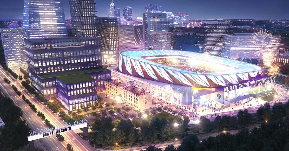 $1.9B Investment Could Bring Huge Entertainment District to Downtown Raleigh
