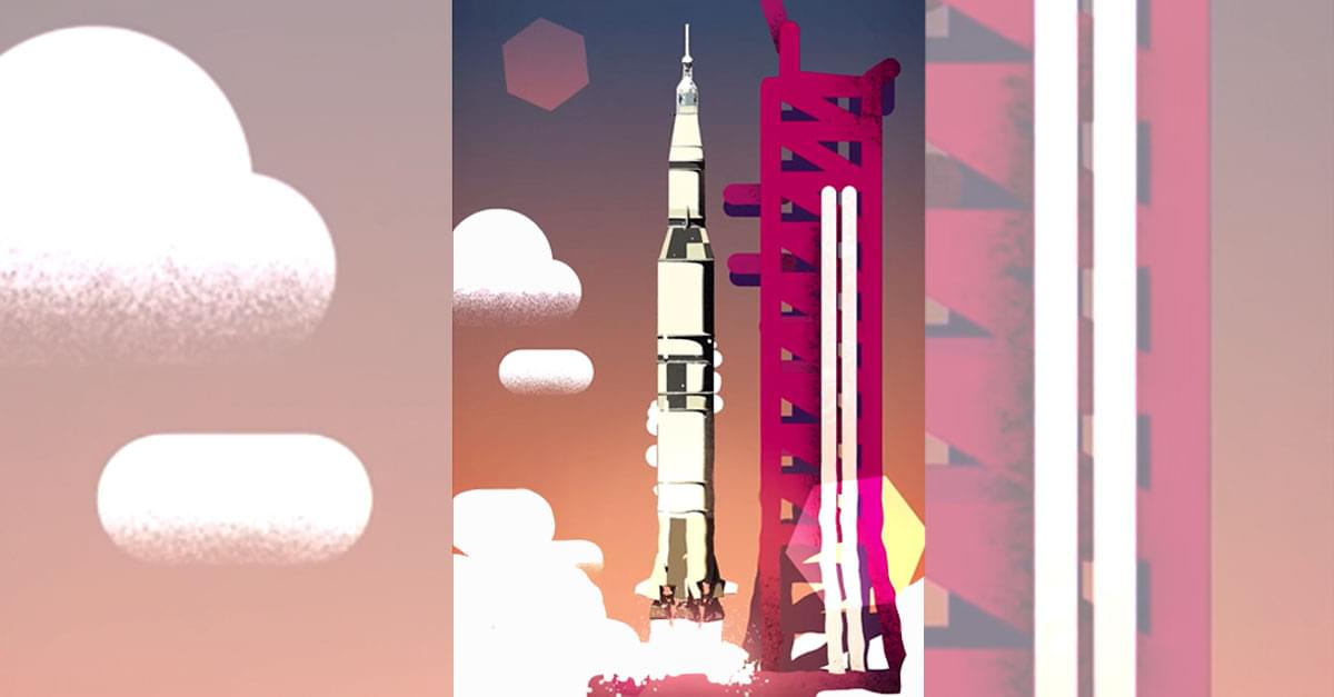 Watch: Google Doodle Celebrates 50th Anniversary of the Moon Landing