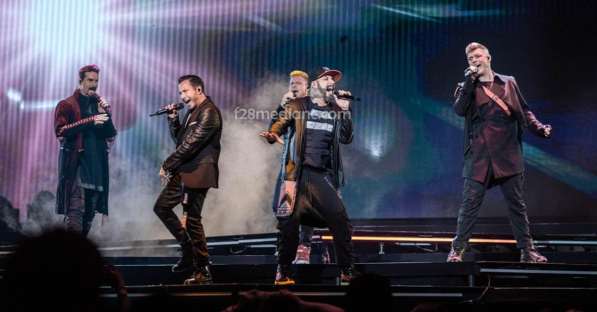 Pics: Backstreet Boys in Raleigh