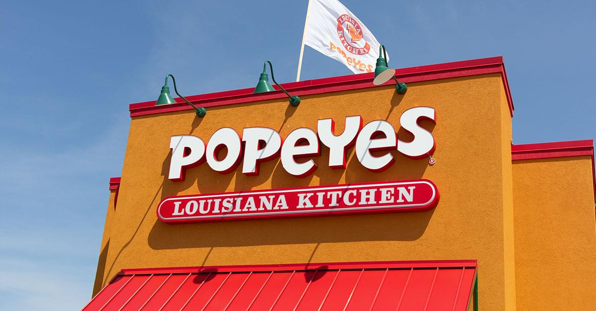 Man sues Popeyes for running out of chicken sandwiches