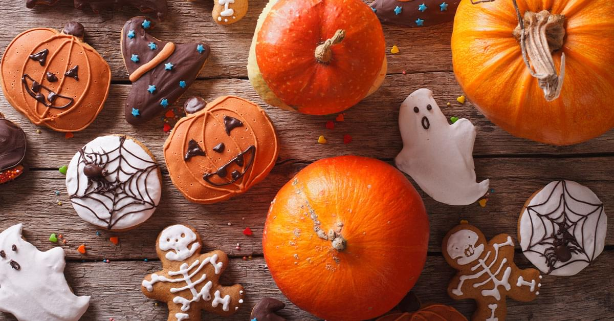 Don't Miss These Halloween Food Freebies and Deals!