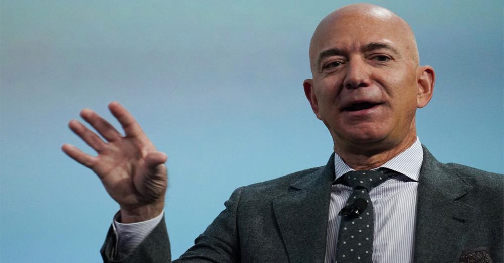 Jeff Bezos Announces a $10 Billion Fund Fighting Climate Change