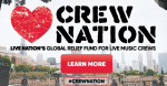 Live Nation's Global Relief Fund for Live Music Crews