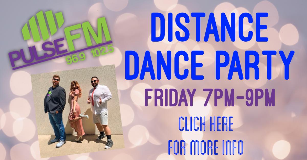 Pulse FM's Distance Party