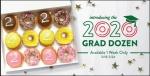 Free Krispy Kreme For Graduating Seniors