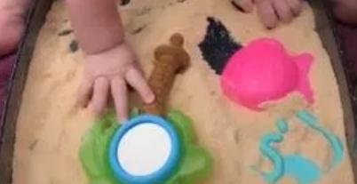TikTok Trend: Edible Sand