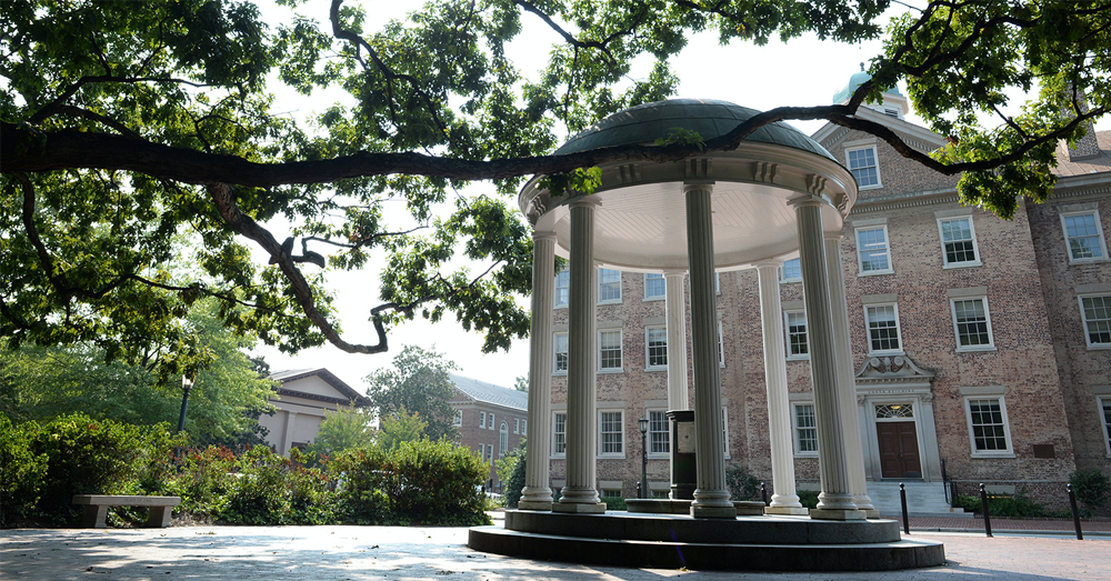 UNC Chapel Hill returns to virtual learning