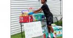 Virginia 6th Grader Sells Lemonade to Help Moms in Need