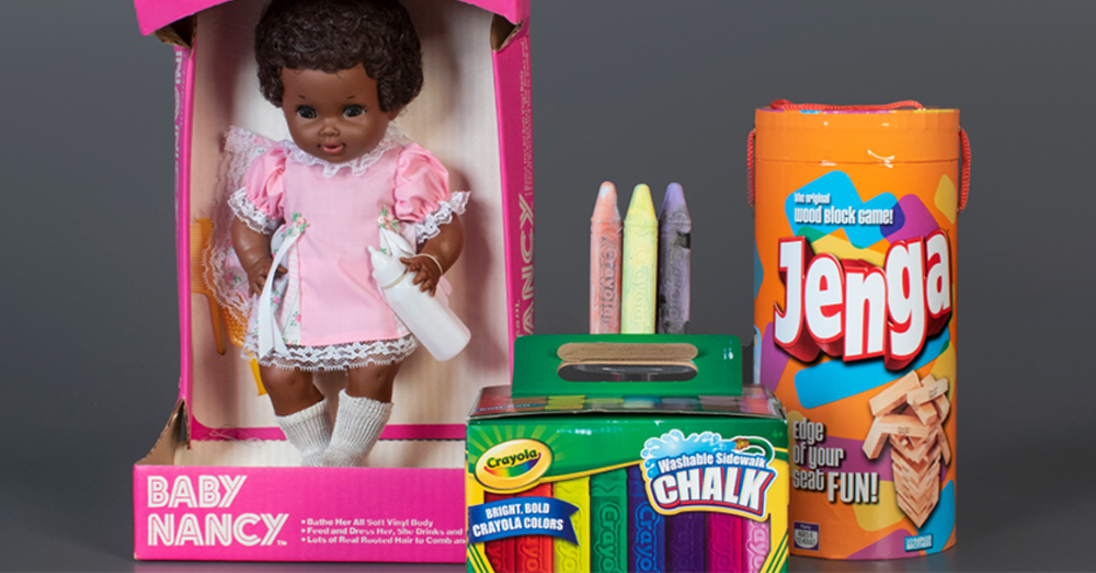 Toy Hall of Fame inducts Baby Nancy, Jenga and sidewalk chalk