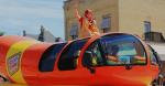 Oscar Mayer Wienermobile In Town