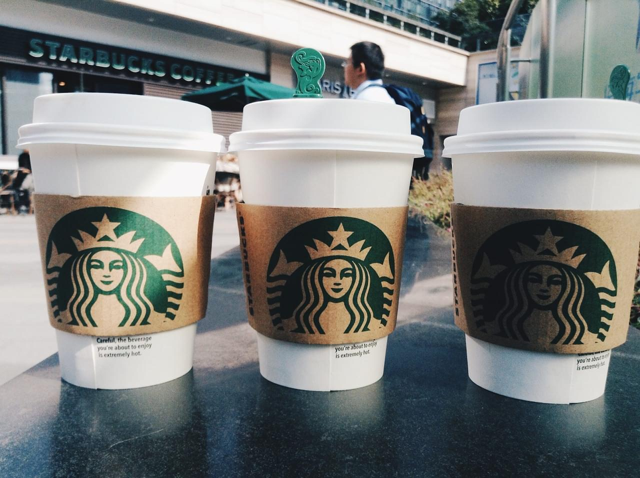 Starbucks Offering FREE COFFEE