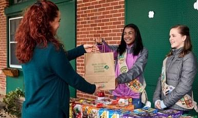 Girl Scout Cookie Season Starts SATURDAY