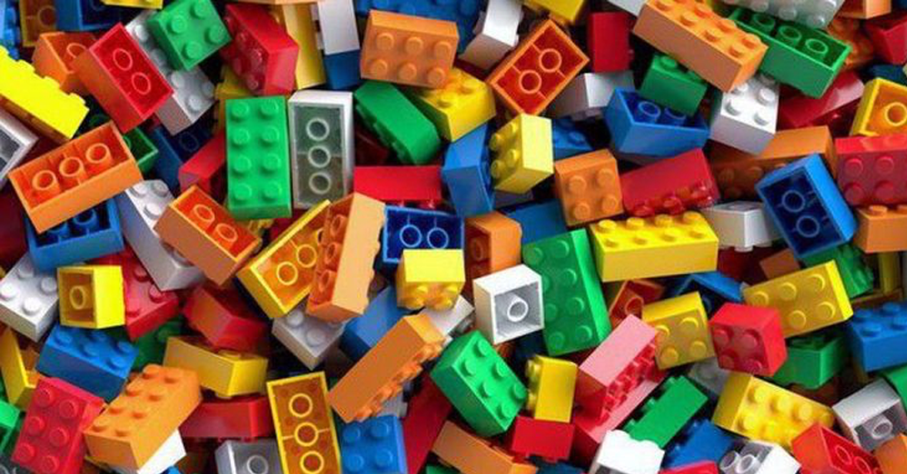 Legos To Be Made of 100% Plant-Based Plastic by 2030