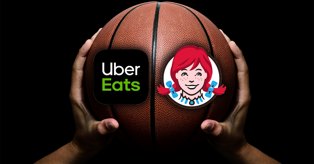 Wendy's Celebrates NCAA Tournanment with Free Delivery!