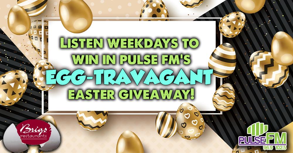 Egg-Travagant Easter Giveaway!