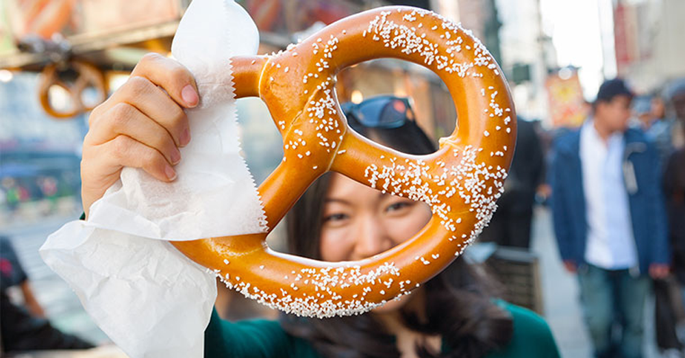 Snag a Pretzel for National Pretzel Day!