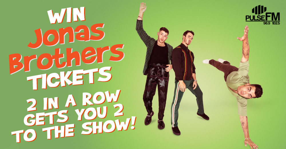 Win Jonas Brothers Tickets