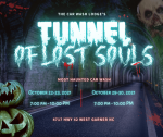 Scream Your Way In: Tunnel Of Lost Souls