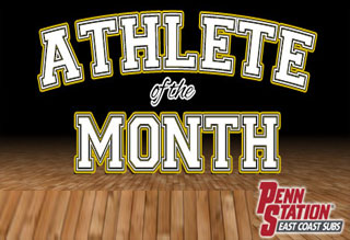 March Penn Station Athlete of the Month