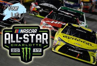 NASCAR All-Star Race Scavenger Hunt