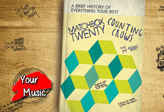 Enter to Win: Matchbox Twenty and Counting Crows Deck Party Passes