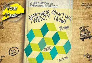 Matchbox 20 Tickets Plus Deck Party Access