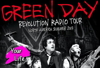 Enter to Win: Green Day Deck Party Passes