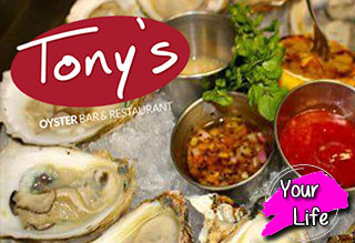 Tony's Oyster Bar Gift Card