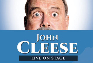 Enter to Win: John Cleese Tickets