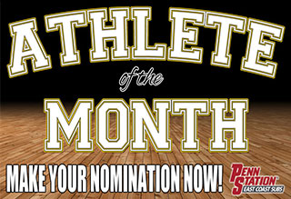 Athlete of Month