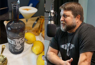 Interview: Bedlam Vodka