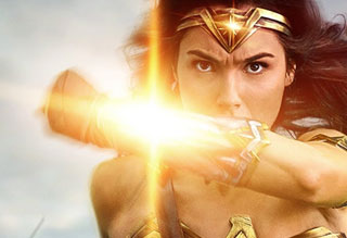 Text to Win: Wonder Woman